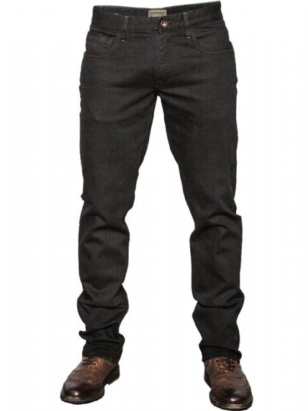 MISH MASH JEANS BRONX BLACK STRAIGHT FIT HAND FINISHED JEANS DENIM RRP £65**